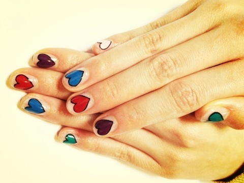 japanese nails | ami aya