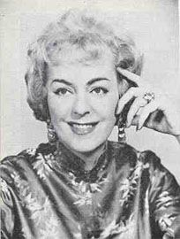 Christine Jorgensen (1926 - 1989) World famous transsexual, her transformation from George Jorgensen to Christine Jorgensen in the early 1950s caused a sensation