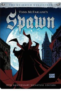 Spawn goes after his killer, the head of the top secret agency for which he formerly worked.