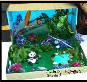 58 best images about shoebox habitats on Pinterest | School ...