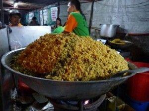 Nasi Goreng Kambing Kebon Sirih, one of the best Fried Rice in Jakarta..