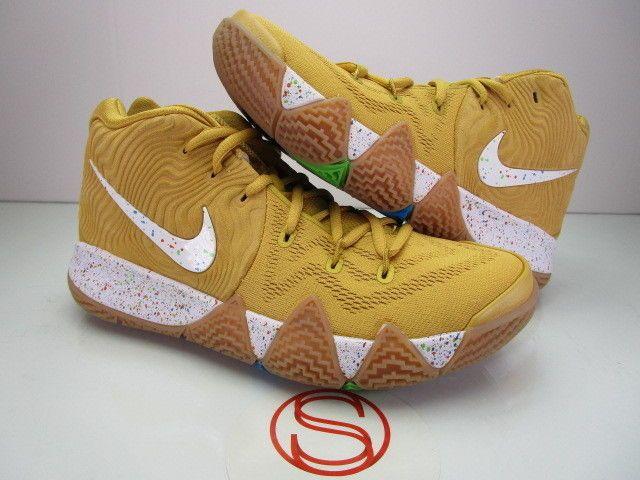 timeless design 31573 6f8ca DS Nike Kyrie 4 CTC CINNAMON TOAST CRUNCH 8 #fashion ...