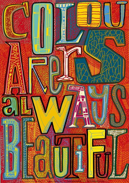 Javier Mariscal poster | Bambino Goodies
