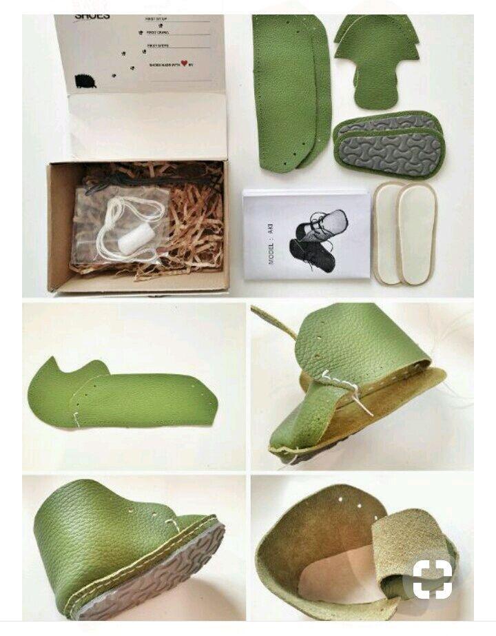 Купить Мастер-класс по изготовлению ботиночек для куколок в интернет магазине на Ярмарке Мастеров
