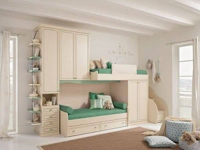 Modern Kids Room Interior Design