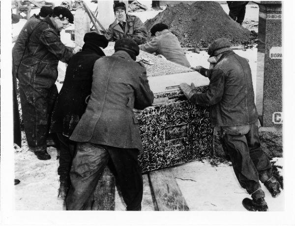 Al Capone's funeral