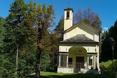 Otra Church, Valsesia, Italy
