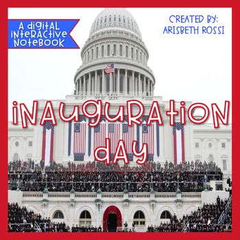 This FREE NO PREP digital interactive notebook and activities will help your students learn all about Inauguration Day. The coolest part is that it is all PAPERLESS and DIGITAL! Share with your class using Google Classroom or via Google Slides. It includes:-Various graphic organizers-Inauguration Day reading passage-Comprehension questions-KWL chartCheck out ALL my digital Resources!Please be kind and leave feedback!Connect with me!Click the star at the top of this page to be notified when…
