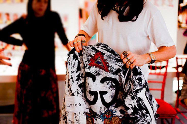 Gucci Ghost il falso Gucci che piace più dell'originale - URBAN CONTEST ® MAGAZINE