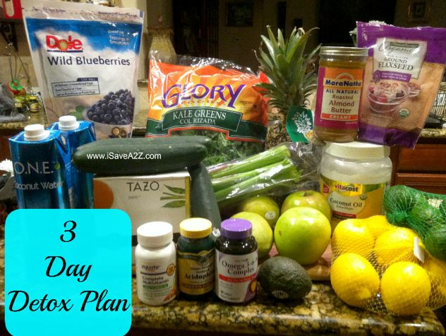 If you want a quick and easy detox diet drink you need to try the 3 day detox plan! This was featured on the Dr Oz show & most reported a 5 lb weight loss!