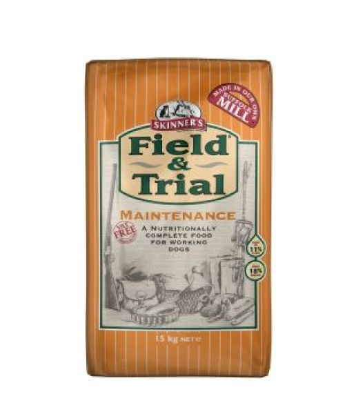 Skinners field & trial maintenance complete dry dog food 15kg
