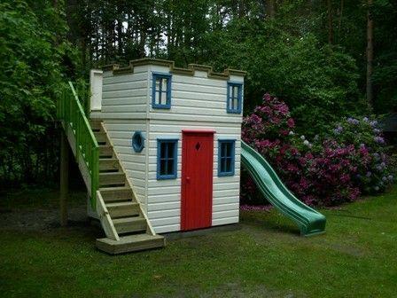 Pallet Playground Plans