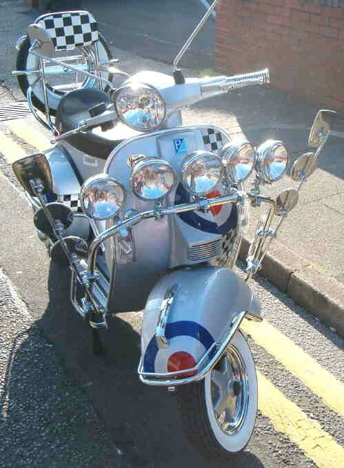Mod scooter