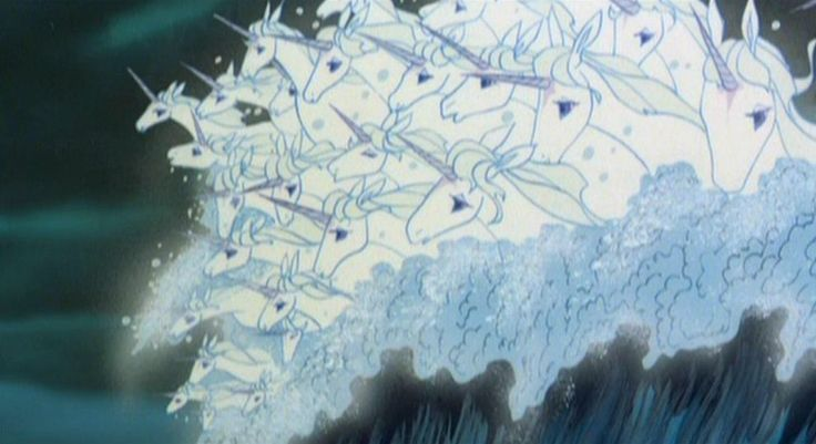 The Last Unicorn is an animated film with intriguing restraints. It's an…