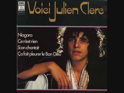 Julien Clerc - Si On Chantait
