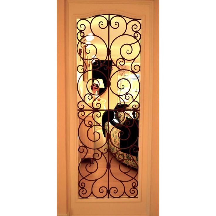 Mobinox - Panou decorativ fier forjat romantic
