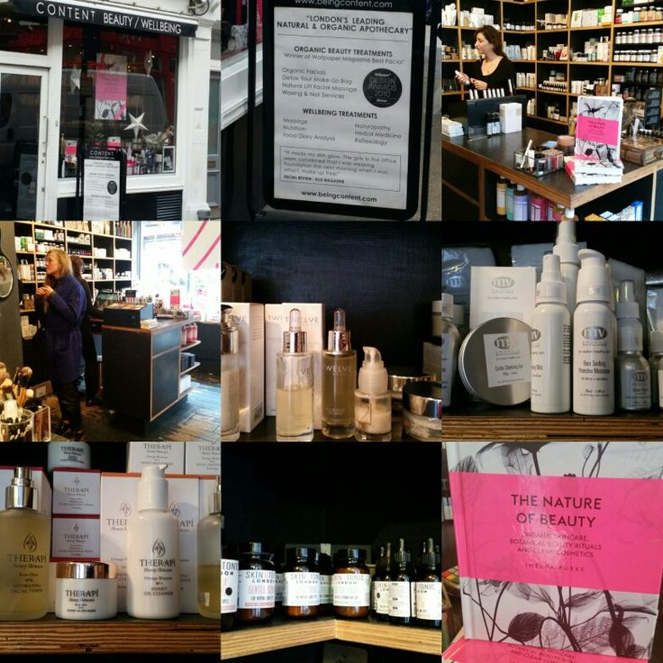 Content Beauty the London mecca for organic and natural beauty