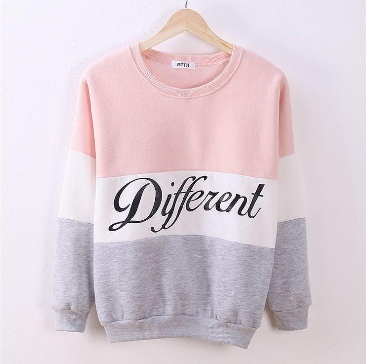 Jersey en colores pasteles de algodón