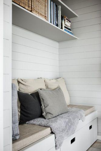 Blog Déco nordique - Petit espace - 42 m² subtilement pensés !