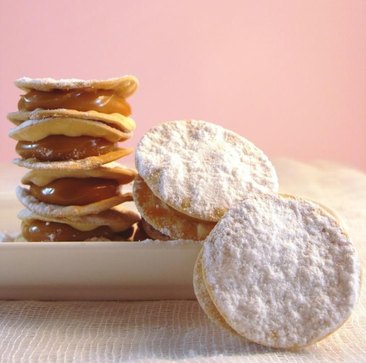 Espacio Culinario: Alfajor, Dulce y Delicado