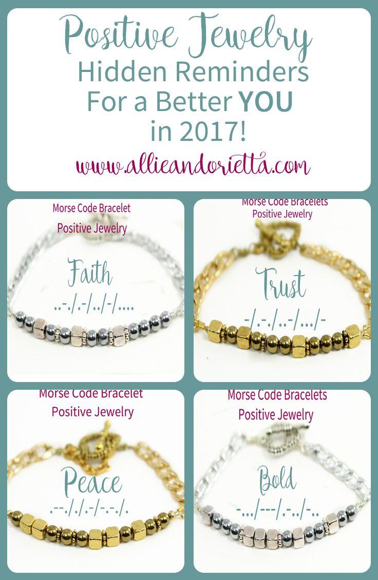 best morse code bracelets images on pinterest morse code