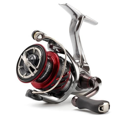 2016 Original Shimano Stradic CI4+ 1000-4000XG Spinning Fishing Reel 7BB 6.0:1 190g Max Drag 9kg X-Ship Saltwater Front Drag