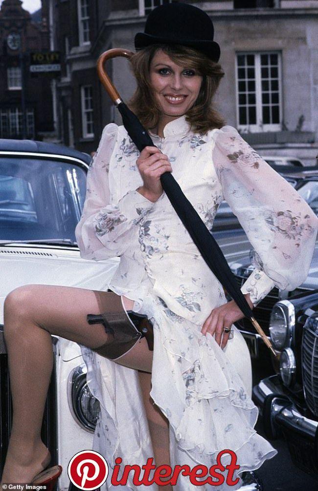 Fashion Desing Fashion Desing Joanna Lumley Celebrities In