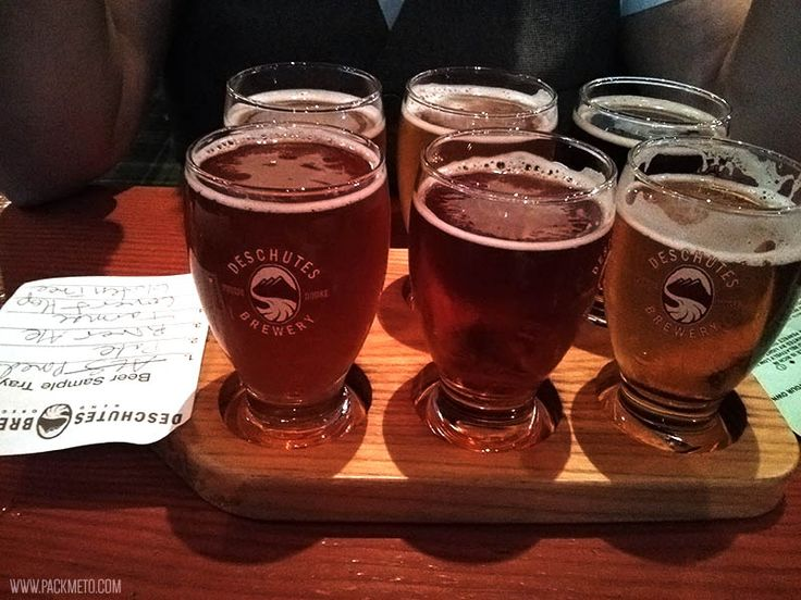 Portland Deschutes Brewery   7 Free Things To Do in Portland, Oregon   packmeto.com A few options are try are Full Sail Brewing, and Hopworks Urban Brewery. Widmer Brothers also has a tour, but it's $5. You can also join a brewery tour (paid) and get driven around to a number of local breweries.