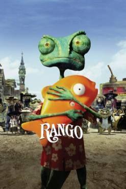 Rango(2011) Cartoon