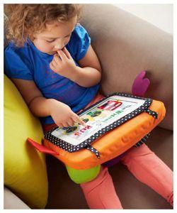 MAMAS&PAPAS Pluszowa osłona na tablet, kol. Baby Play - Pokrowiec na tablet dla najmłodszych