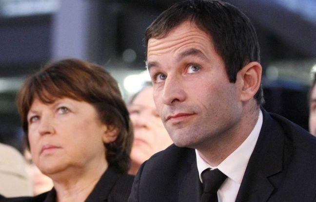 La campagne électorale de Benoît Hamon va passer par Lille