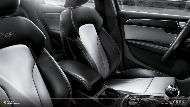 #1 - Tecnologia de ponta #2 - Acabamento milimetricamente perfeito #3 – Adrenalina  Impossível não se surpreender com o interior do Audi SQ5.  #Audi #AudiLovers #Love #AudiAutomovel #AudiCenterBH #Car #AudicenterBH #Auto