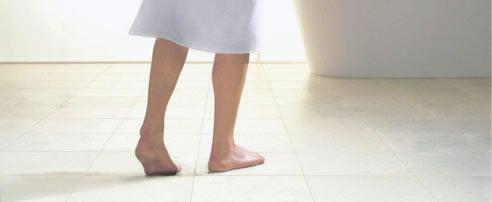 #bathroom underfloor #heating from Coldbuster