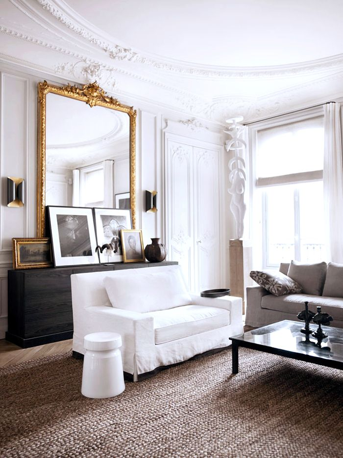 #parisapartment #getthelook #burkedecor
