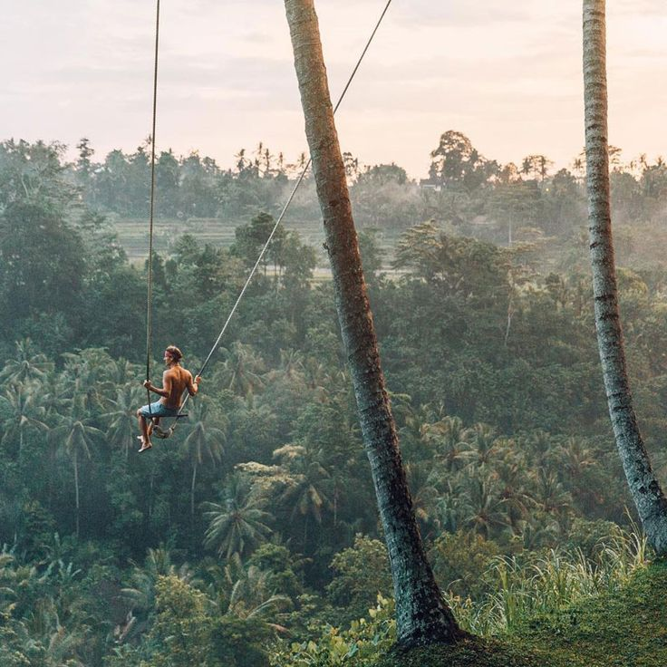 19 rainforest hotels in Bali tucked away in lush paradise