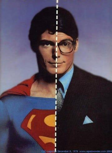 imagenes de clark kent superman