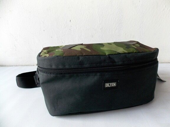 WaistBag Black Green Camo Olten - http://bit.ly/rbck2015