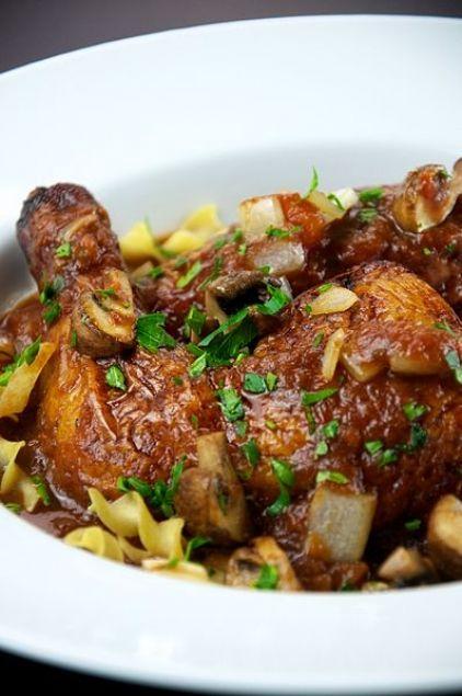 Κοτόπουλο κατσιατόρε - gourmed.gr