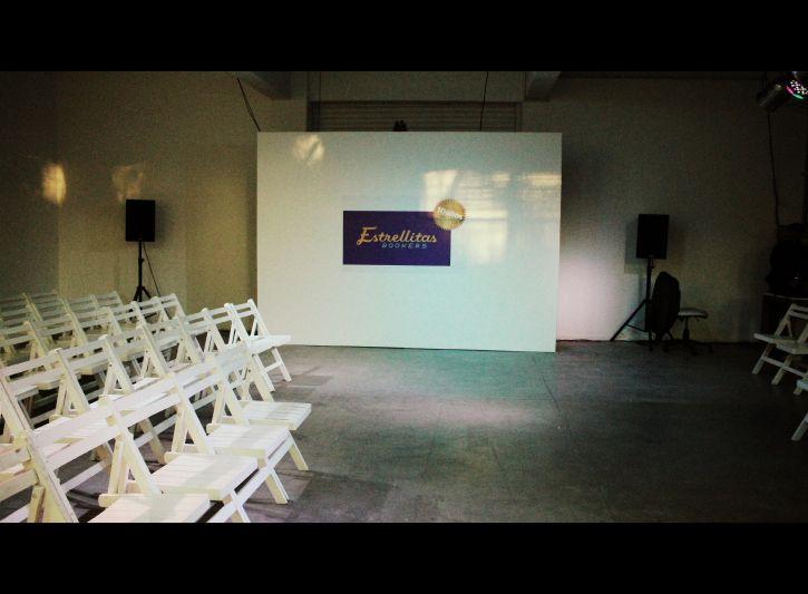 Backstage Desfile Estrellitas Bookers 10 años - Pre Producción y armado previo al Desfile