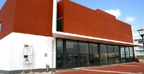 Auditório Municipal de Lagoa, Portugal