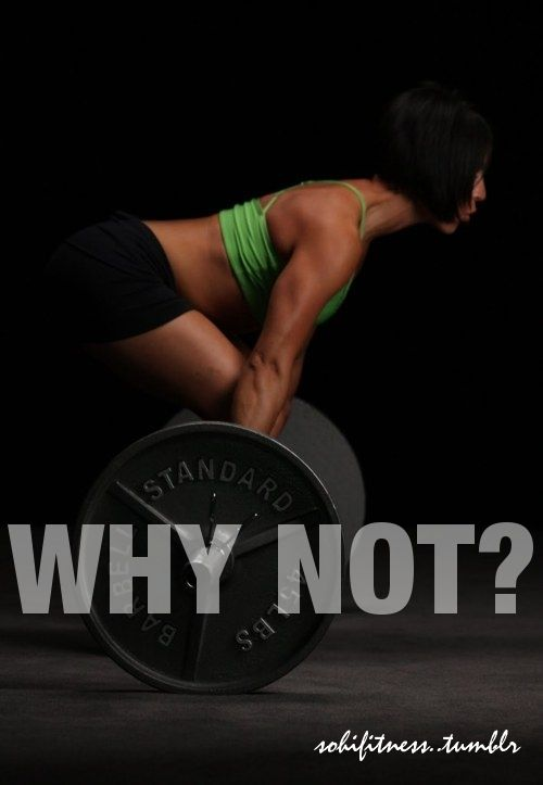 this pic reminds me of my powerlifting days... I deadlifted 230lbs