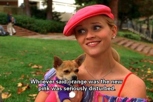 love Legally Blonde and Reese ~ great quote