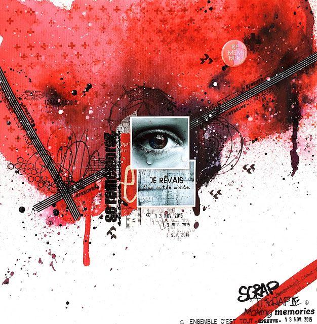 DT Scrapidées - sketch 413 : hommage aux victimes du 13/11/15