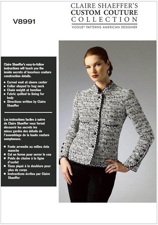 39 besten Jackets Bilder auf Pinterest | Schnittmuster, Damenjacken ...