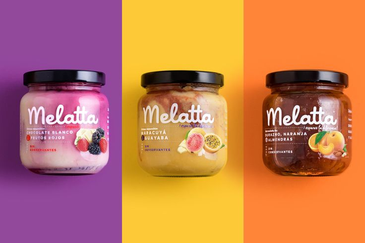 Melatta: Not Your Average Jam — The Dieline | Packaging & Branding Design & Innovation News