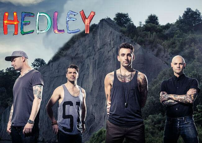 Hedley Wild Life cant wait till NOV.11!