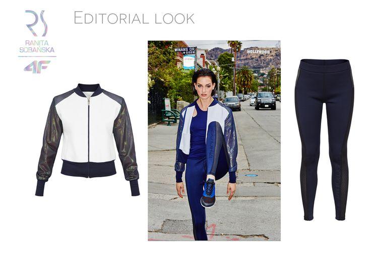 Przenieś styl hoollywodzkiego bulwaru na polską ulicę! Nadaj charakteru swoim codziennym stylizacją wybierając ubrania z kolekcji RSx4F!
