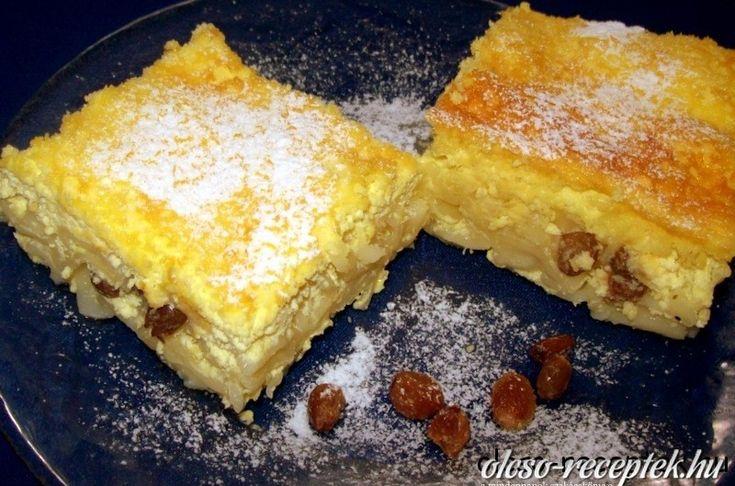 HAMIS TÚRÓS RECEPT-Ennél egy kis túrós sütit, de nincs otthon túró? Ehhez nem is kell!
