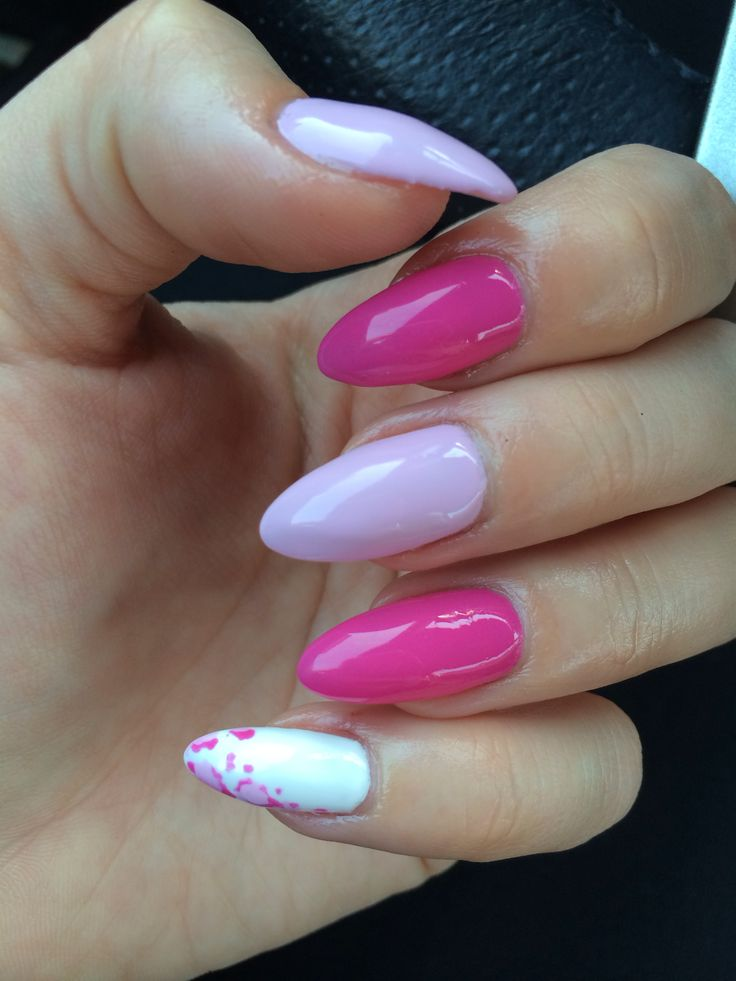 26 best My nails - Stiletto/pointy/claws gel nails images on Pinterest