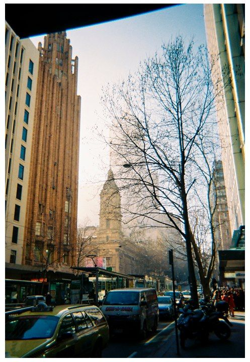 Melbourne in Winter